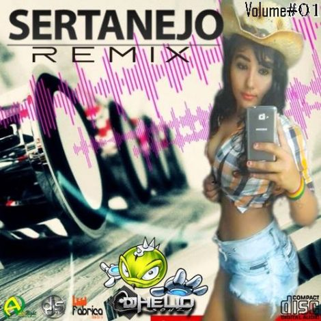Sertanejo Remix Volume 01