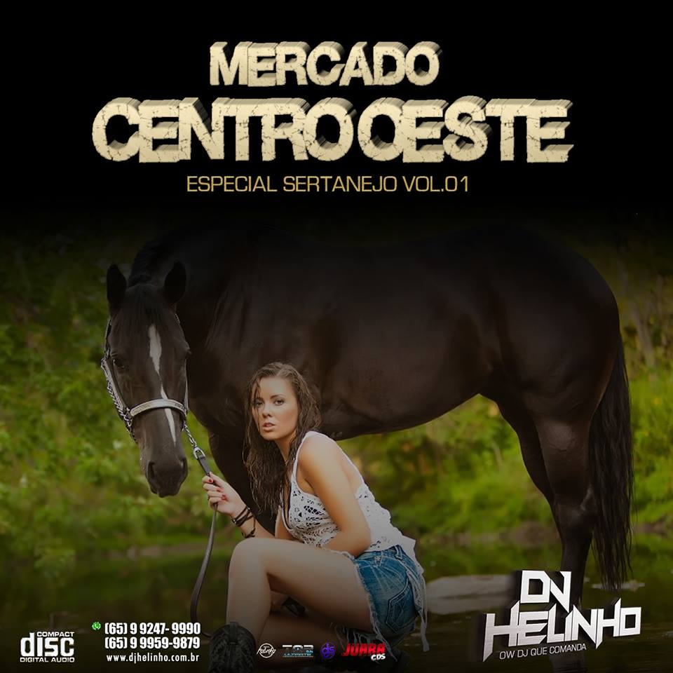 Mercado Centro Oeste [ Esp. Sertanejo Vol.01 ]