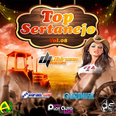 Top Sertanejo Vol.08