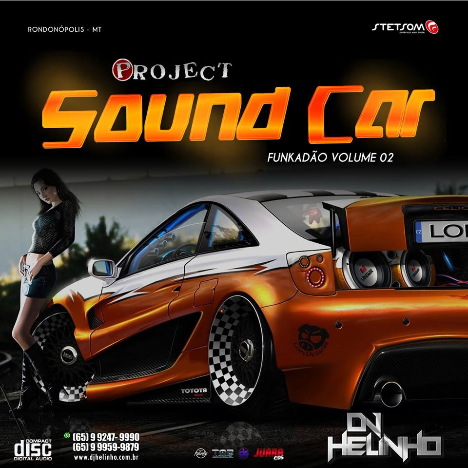 Project Sound Car Vol.02