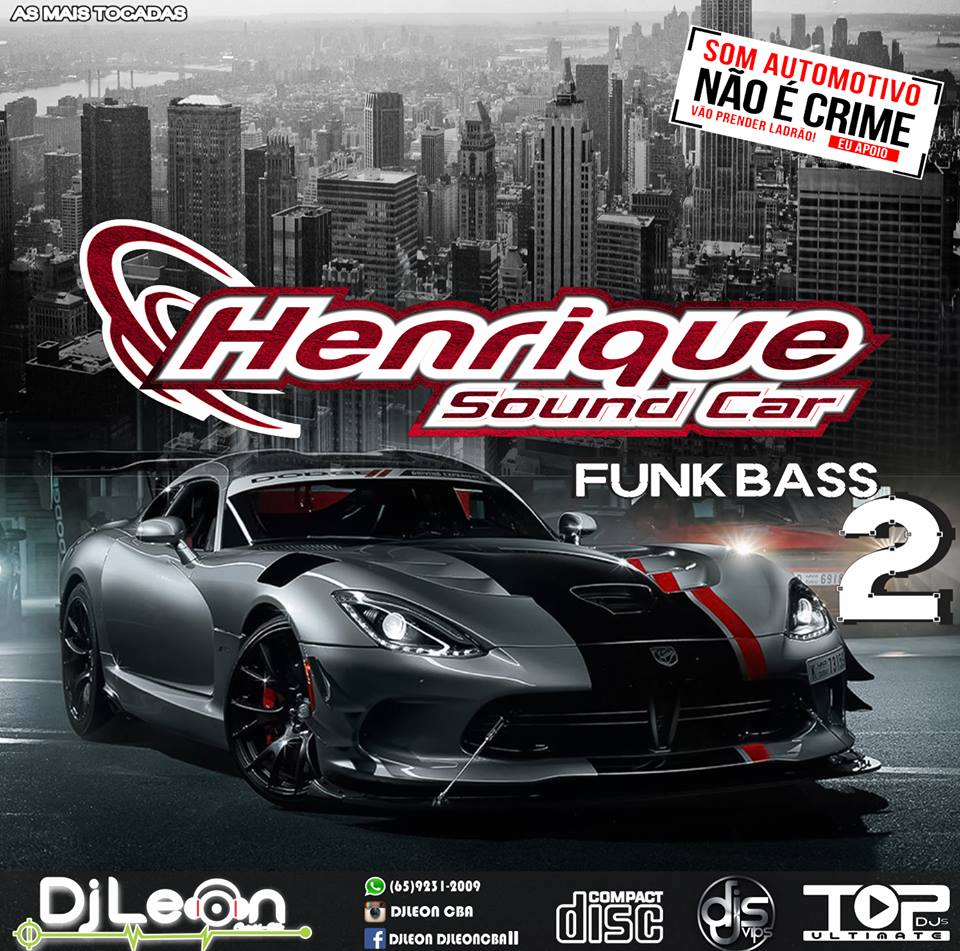 HENRIQUE SOUND CAR FUNK 2