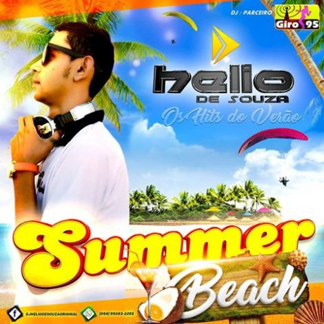 CD Summer Beach Vol.01 – DJ Helio De Souza 2017