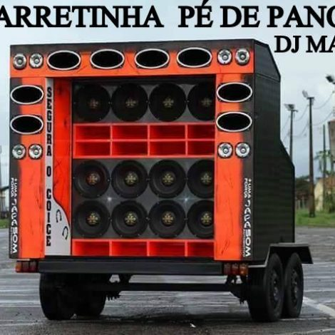 CD Carretinha PE de Pano 2017 Dj maycon DB Force