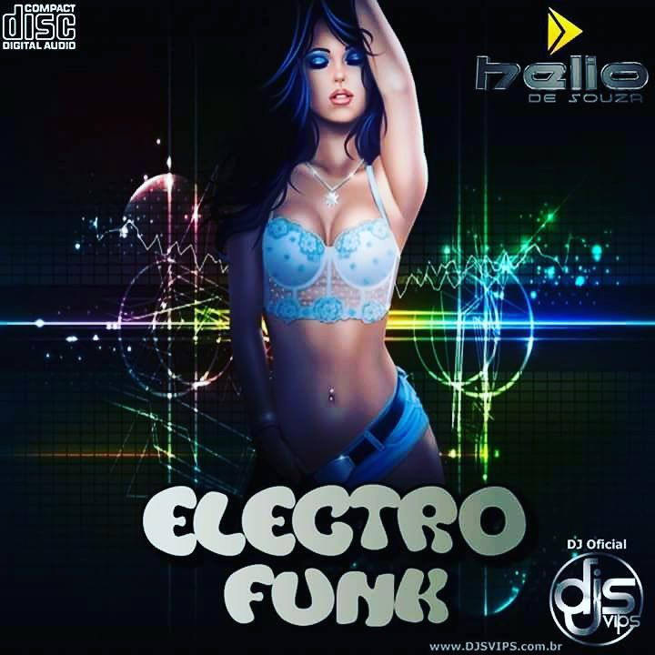 cd electro funk dj helio de souza djs vips. Black Bedroom Furniture Sets. Home Design Ideas