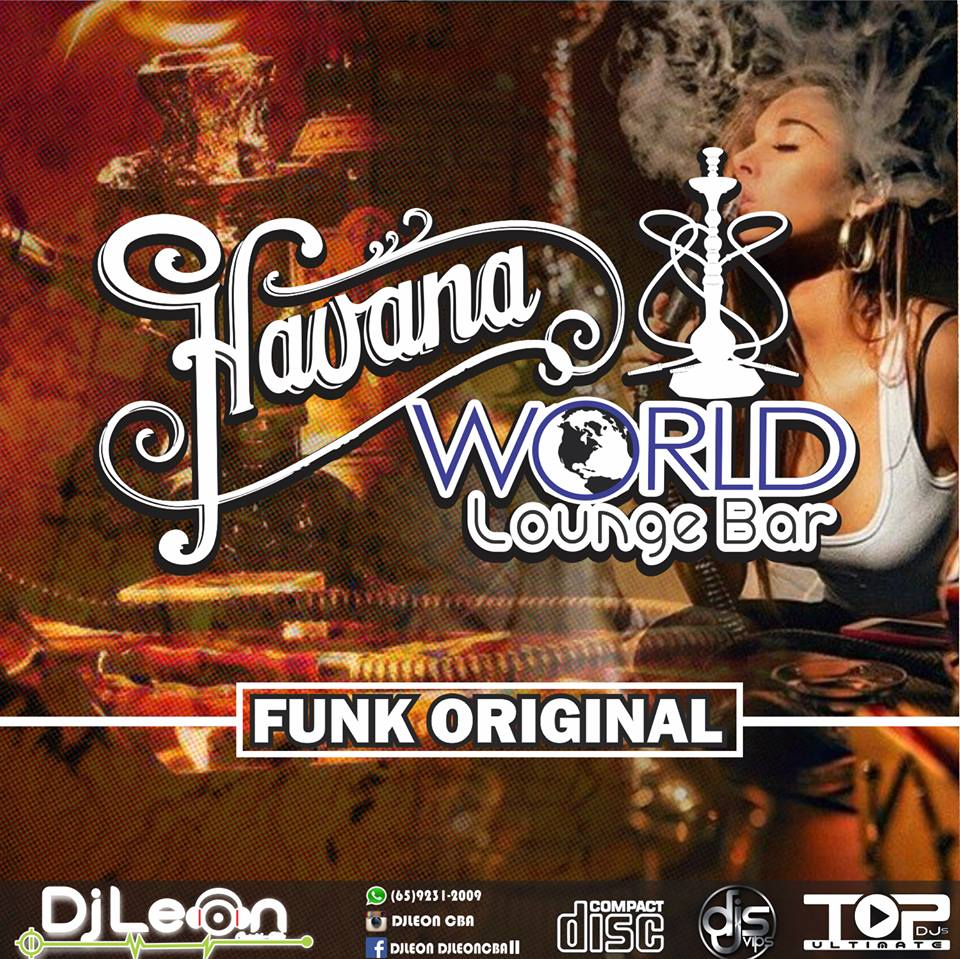 CD HAVANA WORLD ESP.FUNK-Dj Leon Cba-MT