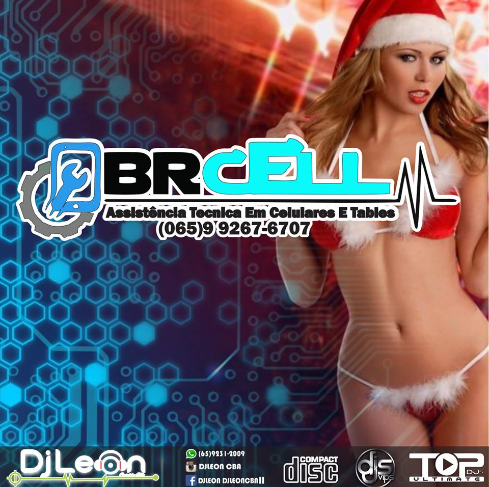 CD BR CEL ESP.FINAL DE ANO- Dj Leon Cba-MT
