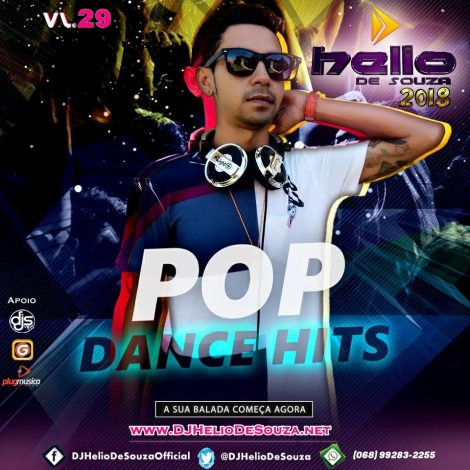 CD Pop Dance Hits 29 – DJ-Helio De Souza