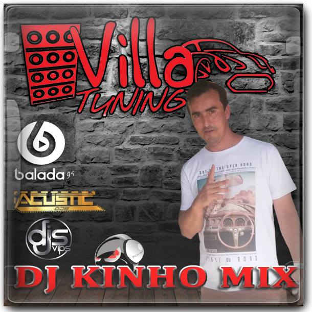 CD Villa Tuning Balada Automotiva 2017- DJ Kinho Mix