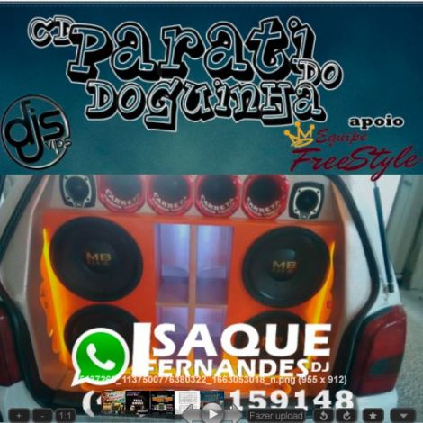 CD Parati do Doguinha – DJ Isaque Fernandes