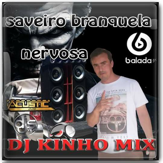 CD Saveiro Branquela Nervosa 2018 DJ Kinho Mix