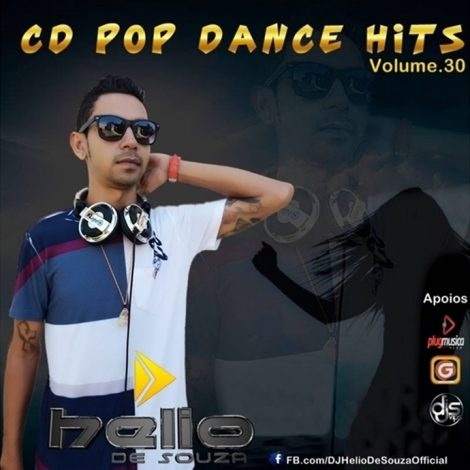 CD Pop Dance Hits Vol.30 – DJ Helio De Souza 2018
