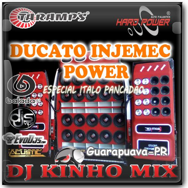 CD Ducato Injeme Power 2018-DJ Kinho Mix