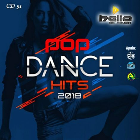 CD Pop Dance Hits 31 – DJ Helio De Souza