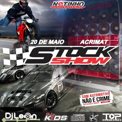 CD STOCK SHOW – NA BALADA