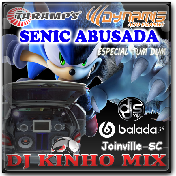 CD Senic Abusada 2018 DJ Kinho Mix