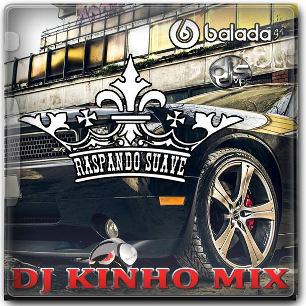 CD Official Encontro Raspando Suave 2018 DJ Kinho Mix