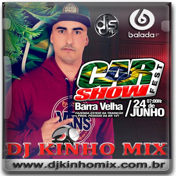 CD Car Show fest 2018 DJ Kinho Mix