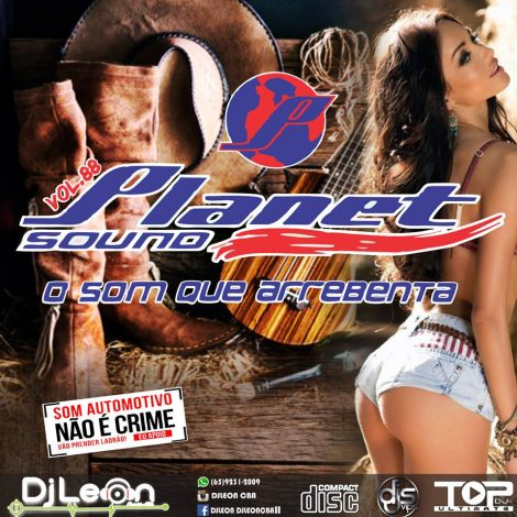 PLANET SOUND ESP.SERTANEJO VOL.88-Dj Leon Cba-MT