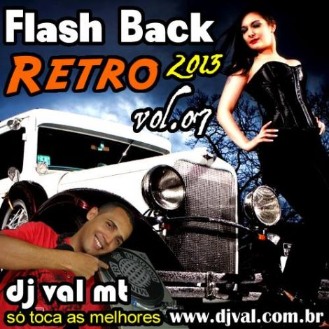 CD Flash Back Vol.5- DJ VAL MT