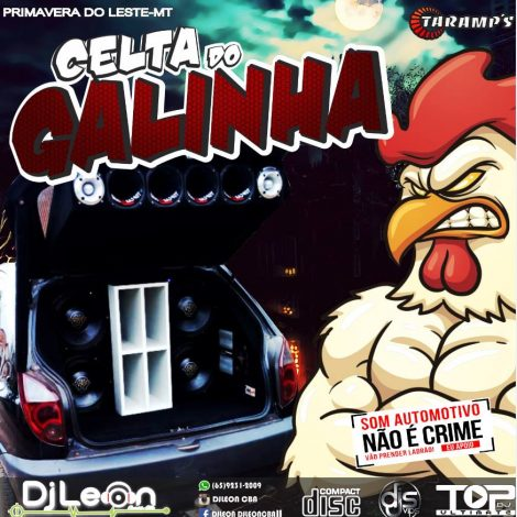 CD CELTA DO GALINHA ESP.FUNK-Dj Leon Cba-MT