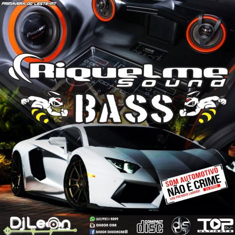 CD RIQUELME SOUND ESP.BASS- Dj Leon Cba-MT