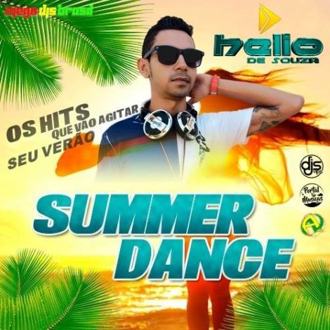 CD Summer Dance – DJ Helio De Souza