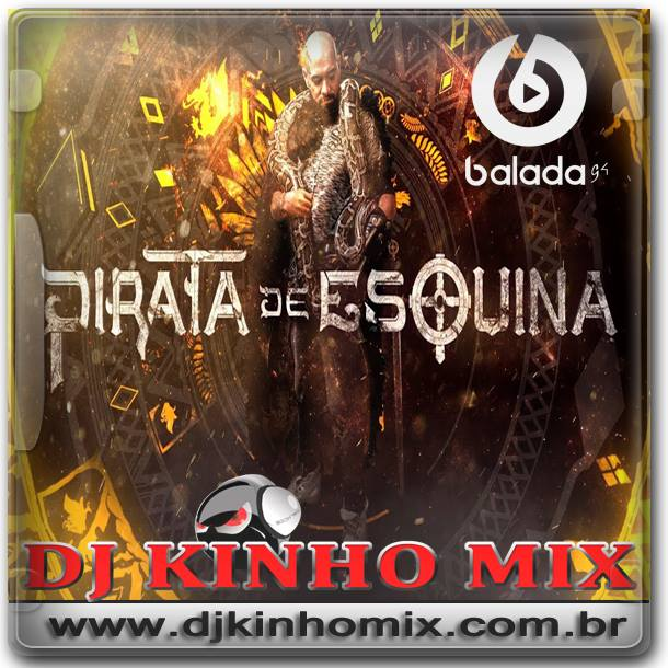 CD Tribo da Pereferia – Pirata de esquina 2018-DJ Kinho Mix