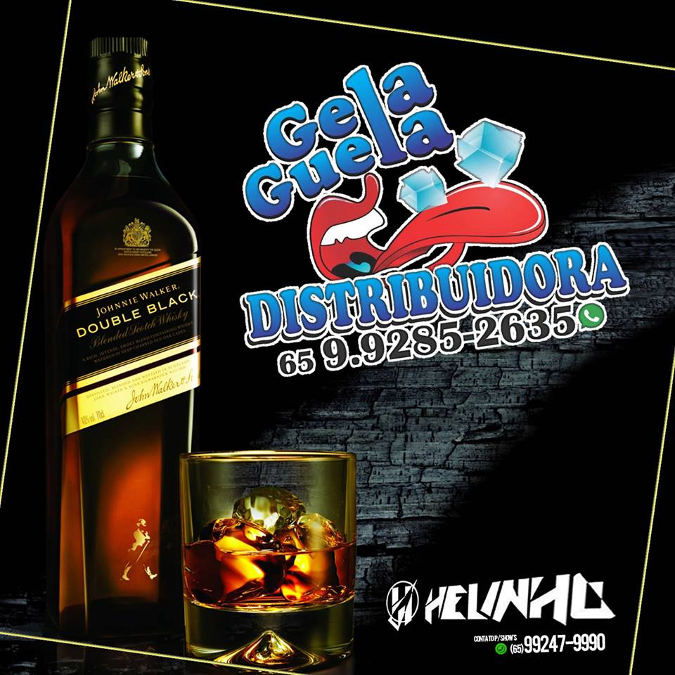 CD Distribuidora Gela Guela Vol.01- Dj Helinho