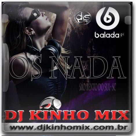 CD OS NADA 2018 DJ Kinho Mix