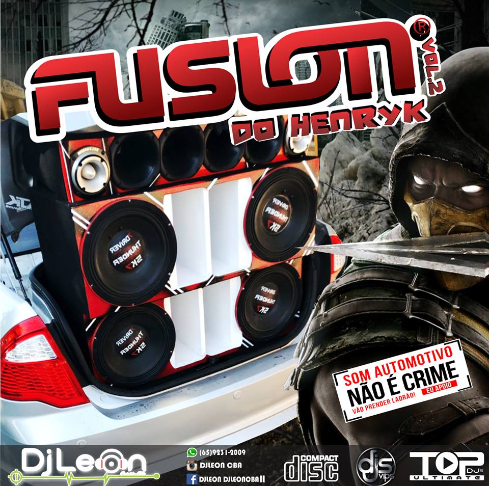 FUSION DO HENRYK VOL.02- Dj leon Cba