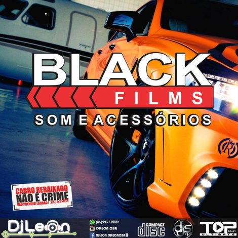 CD BLACK FILMS ESP.NO ROLÊ-Dj leon Cba