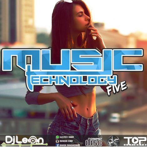 CD MUSIC TECNOLOGHY FIVE- Dj leon Cba