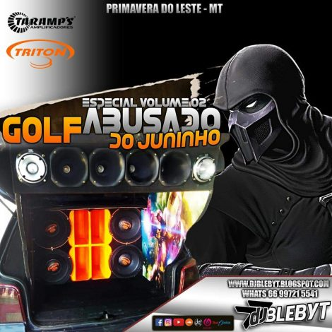 CD. GOLF ABUSADO DO JUNINHO – DJ BLEBYT