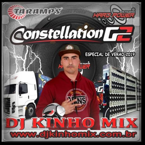 Constellation G2 2019 Esp Verao 2019 DJ Kinho Mix