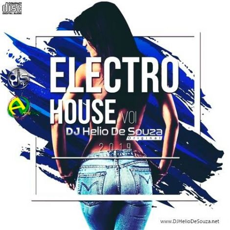 CD Electro House Vol.01 – DJ Helio De Souza