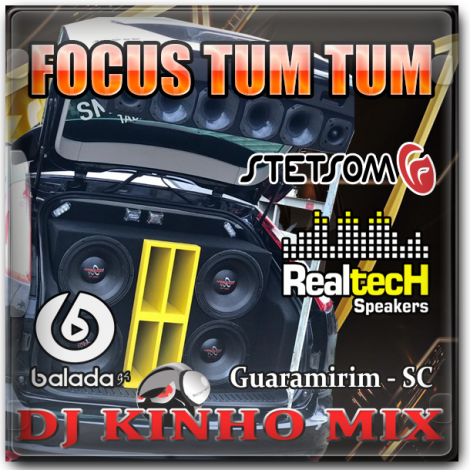 CD Focus Tum Tum 2019 DJ Kinho Mix