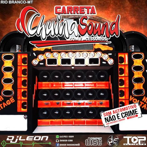 CD CARRETA DO CHUINA ESP.PORRADA – Dj leon Cba