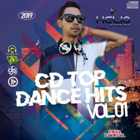 CD Top Dance Hits #01 – DJ Helio De Souza