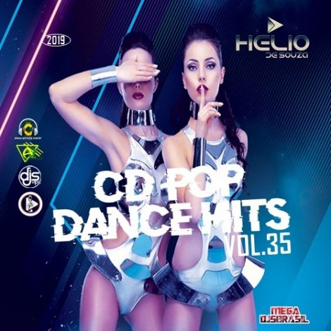CD Pop Dance Hits 35 –  DJ Helio De Souza