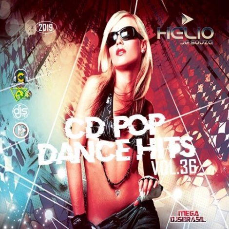CD Pop Dance Hits 36 – DJ Helio De Souza