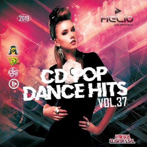CD Pop Dance Hits 37 – DJ Helio De Souza