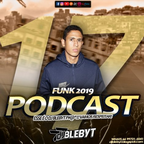 CD – PODCAST FUNK – DJ BLEBYT #17 – 2019