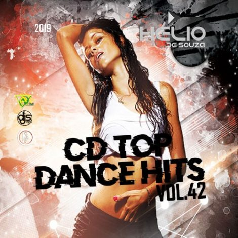 CD Pop Dance Hits #42 DJ Helio De Souza
