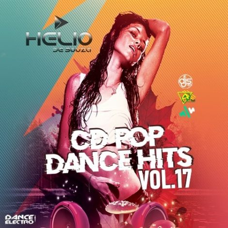 CD Pop Dance Hits #17 – DJ Helio De Souza