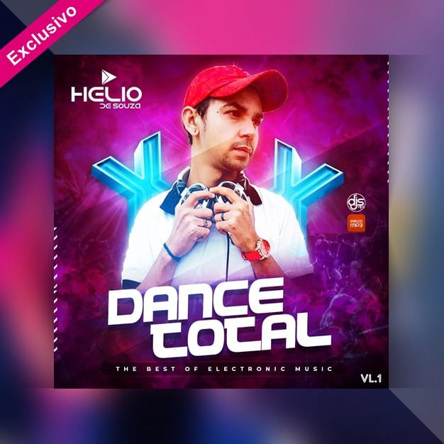 CD Dance Total VOL.01 – DJ Helio De Souza