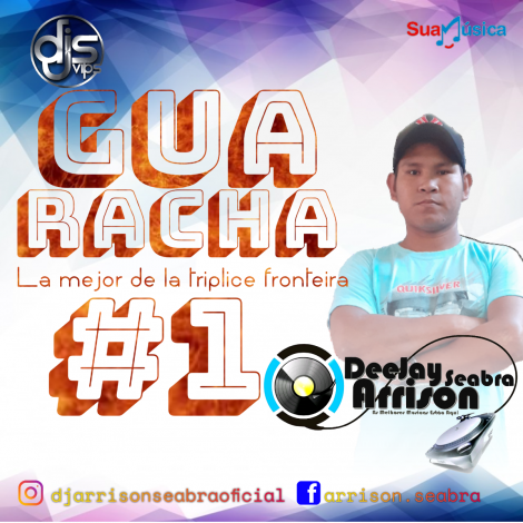 CD Guaracha Vol.01_-_Dj Arrison Seabra